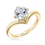 Karl Lagerfeld 31-KA182GUW-E.00  18k White Gold Ladies Perspective Engagement Ring