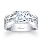 Barkevs 14K Diamond Engagement Ring 6499LW