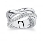 White Gold Diamond Band 6950L