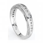MICHAEL M Platinum Wedding Band R399B