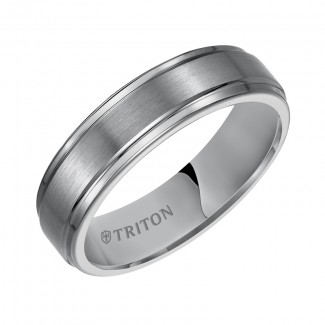 6MM Tungsten Carbide Ring 11-2133C-G.00