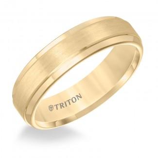 6MM Tungsten Carbide Ring 11-2133YC-G.00