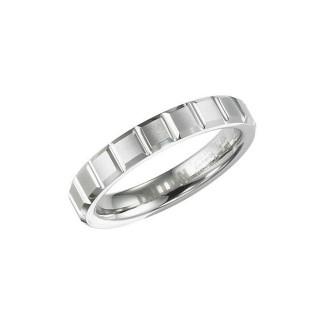 Triton White Tungsten Carbide Comfort Fit Band 11-01-4420