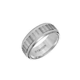8MM Tungsten Carbide Ring 11-5938C8-G.00