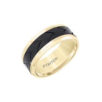 9MM Tungsten Carbide Ring 11-5980YBC8-G.00