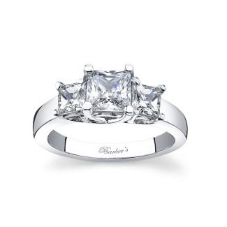 Three Stone Engagement Ring 5022L