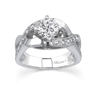 Barkevs Engagement Ring Setting 6803LW