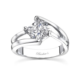 Barkevs Solitaire Engagement Ring 7622LW