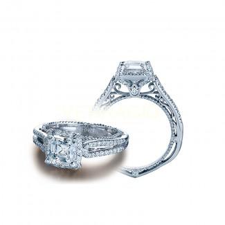 Verragio AFN-5016 White Gold Ladies Venetian Engagement Ring