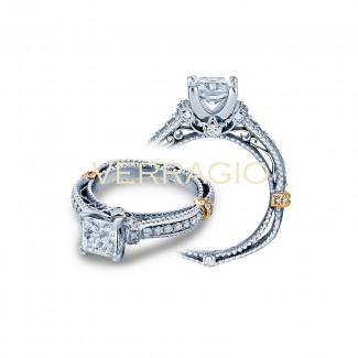 Verragio AFN-5039P Two-Tone Ladies Engagement Ring