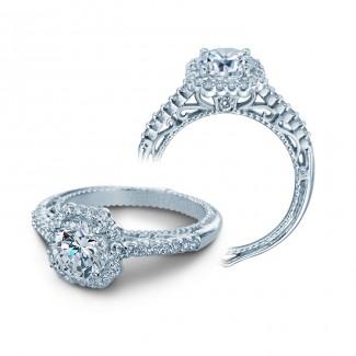 Verragio AFN-5024 White Gold Ladies Venetian Engagement Ring