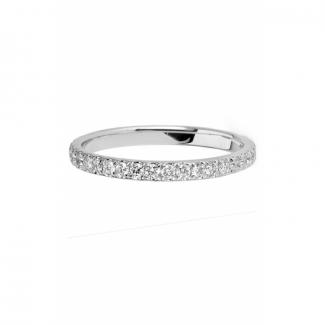 MICHAEL M Platinum Wedding Band R371B