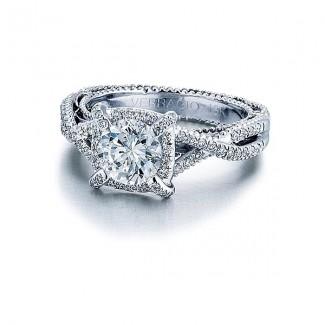 Verragio AFN-5027 White Gold Ladies Engagement Ring