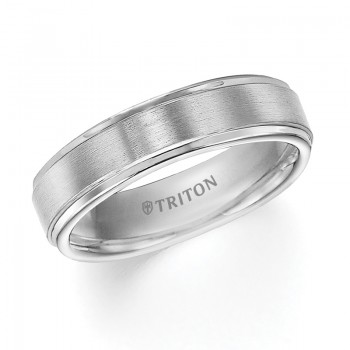 6MM Tungsten Carbide Ring 11-2133HC-G.00