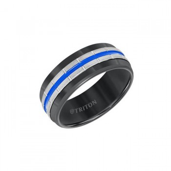8.5MM Tungsten Carbide Ring 11-5944BCB8-L.00