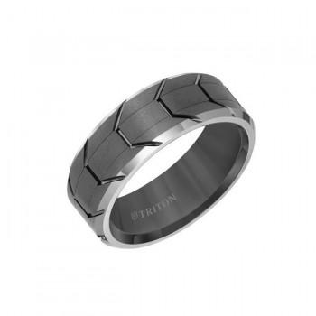 8MM Tungsten Carbide Ring 11-5983NWC8-G.00