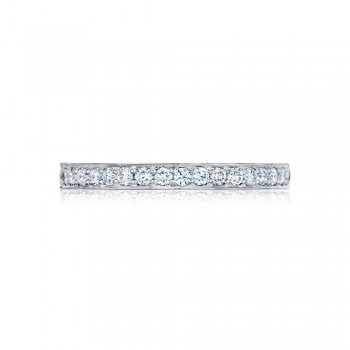 Tacori 2630BLGP  Platinum Ladies Dantela Wedding Band