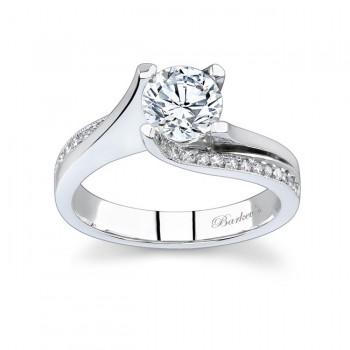 Barkevs Diamond Engagement Ring 7171LW