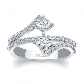 Barkevs Unique Engagement Ring 8034LW