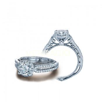 Verragio AFN-5014R White Gold Ladies Venetian Engagement Ring