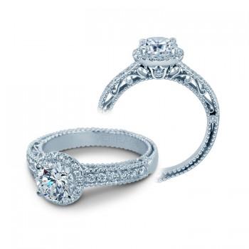 Verragio AFN-5002R White Gold Ladies Venetian Engagement Ring