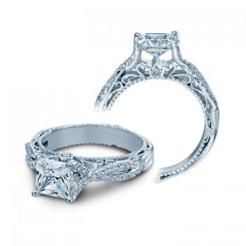Verragio AFN-5003 White Gold Ladies Venetian Engagement Ring