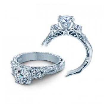 Verragio AFN-5013R White Gold Ladies Venetian Engagement Ring