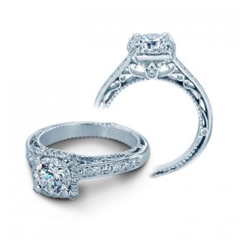 Verragio AFN-5015CU White Gold Ladies Venetian Engagement Ring
