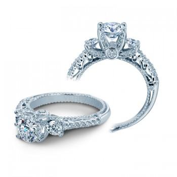 Verragio AFN-5023R White Gold Ladies Venetian Engagement Ring